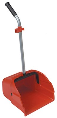 Harper 497-1 Jumbo Plastic Upright Debris/Dust Pan - Quantity 6 by Harper / Cequent