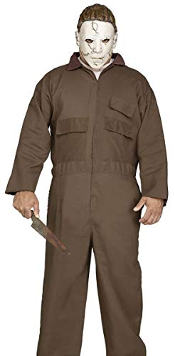 Michael Myers Plus Size Costume Brown