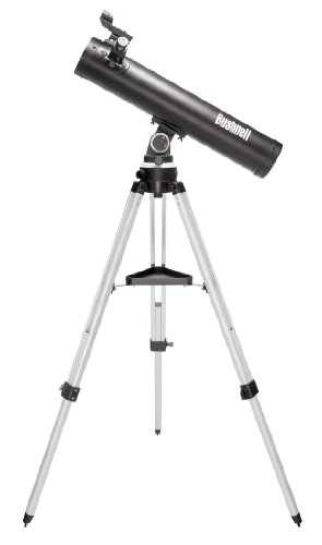 Bushnell Astronomical Voyager with Sky Tour 700mm x 3-Inch Reflector Telescope