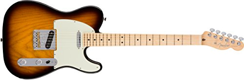 Fender American Professional Telecaster - 2-color Sunburst w/Maple Fingerboard ()