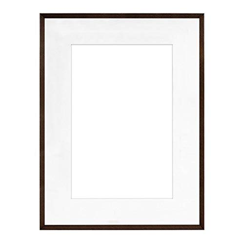 "Framatic Woodworks, 18x24"" Dark Espresso Hardwood"