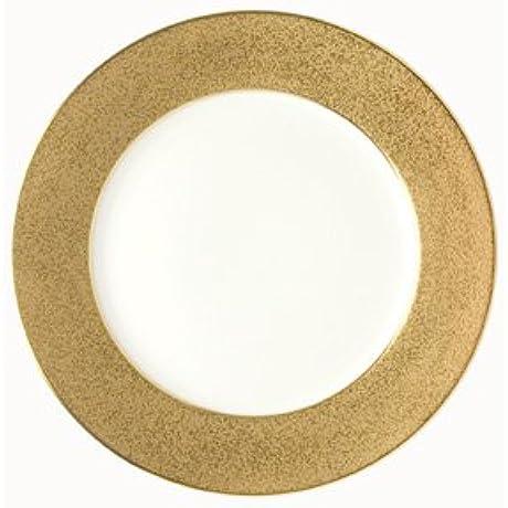 Raynaud Horizon Granite Gold Charger 12 In