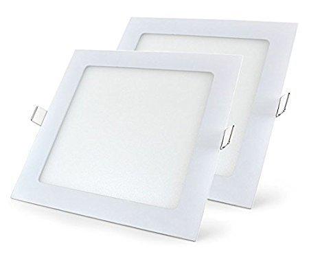 Smart led light 15W b15d LED White False Ceiling Panel Light, Pack of 10