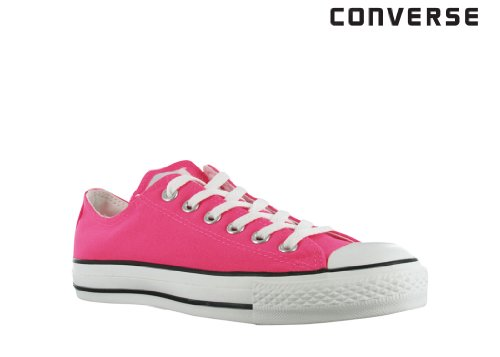 - Converse Unisex's CONVERSE CT AS SPEC OX BASKETBALL SHOES 5 Men US / 7 Women US (NEON PINK)