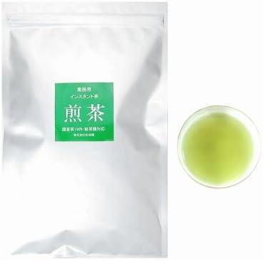 業務用インスタント茶 煎茶 250g×1 粉末茶 パウダー茶 粉末緑茶