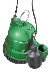 Hydromatic W-A1 3/10 HP Cast Iron Sump Pump - - Amazon.com