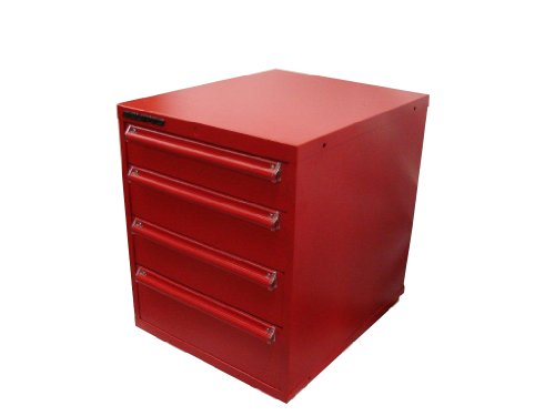 Equipto 4263H Steel Modular Drawer Cabinet, 200 lbs Drawer Capacity, 22-1/2