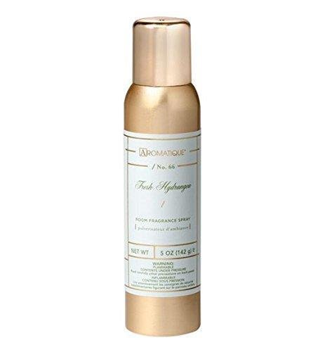 Aromatique Fresh Hydrangea Room Fragrance Spray 5 oz (142g)