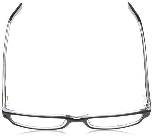 Ray Ban Eyeglasses RX5069 2034 Black on Transparent/Demo Lens, 53mm by Ray-Ban (Image #4)