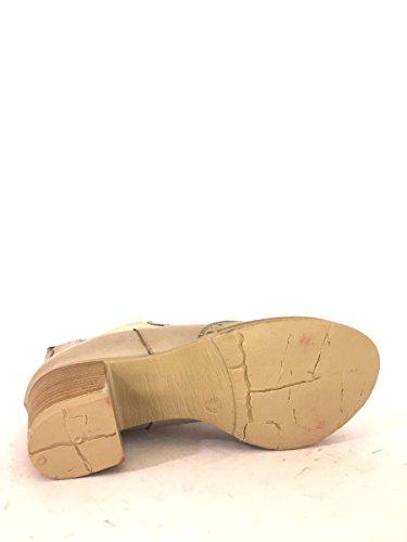 Scarpe Tortora In Con Mainapps Nnmina Chelsea Pelle 53 Tacco Elastico rHrAw6q