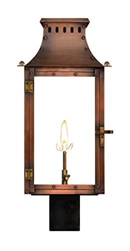 Outdoor Propane Lamp Post in US - 3