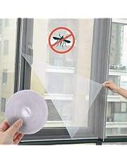 Pencere Sinekliği Kapı Cam Tül Pencere Sineklik 75X125Cm