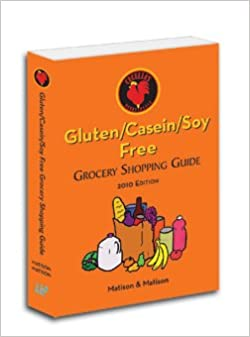 Book Gluten/Casein/Soy Free Grocery Shopping Guide by Cecelia's Marketplace