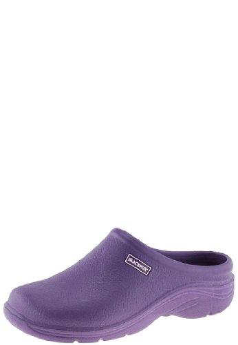 Altuna–�?0V Farben–Farben violett Pantolette no. 40