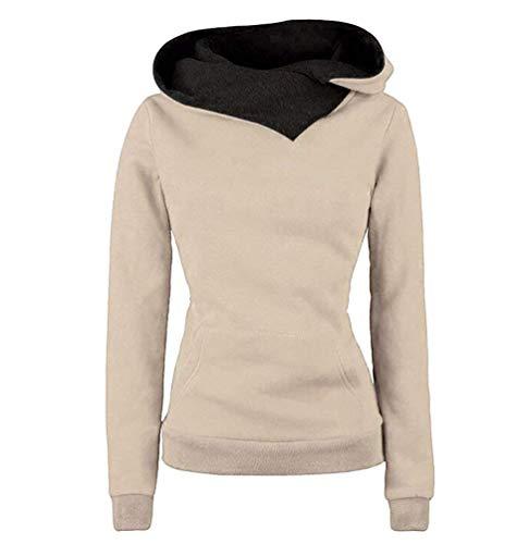 Capuche Zhrui Vert couleur X Sweatshirt Avec Homme Kaki Dans Taille large YrF7FEwxq