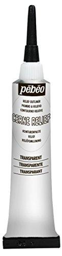 (Pebeo 773620 Cerne Relief 20 ml Transparent)