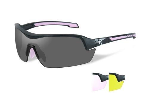 Wiley X Platinum Grade Eyewear Lens: Clear/Yellow/Smoke Grey