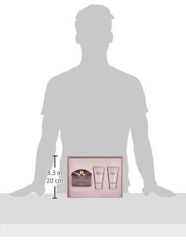 Salvatore Ferragamo 3 Piece Gift Set for Women, Signorina