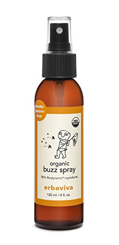 Erbaviva Organic Buzz Spray
