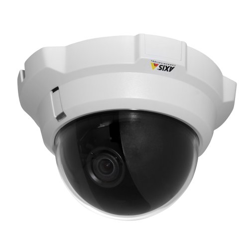 Axis 216FD Network Camera Dome Fixed Dome Camera W 2-WAY Audio