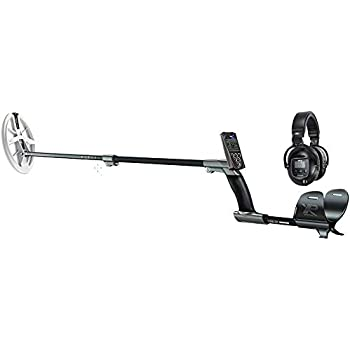 XP Deus Metal Detector with WS5 Full Sized Headphone + Remote + 9.5