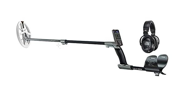 Amazon.com : XP Deus Metal Detector with WS5 Full Sized Headphone + Remote + 9.5
