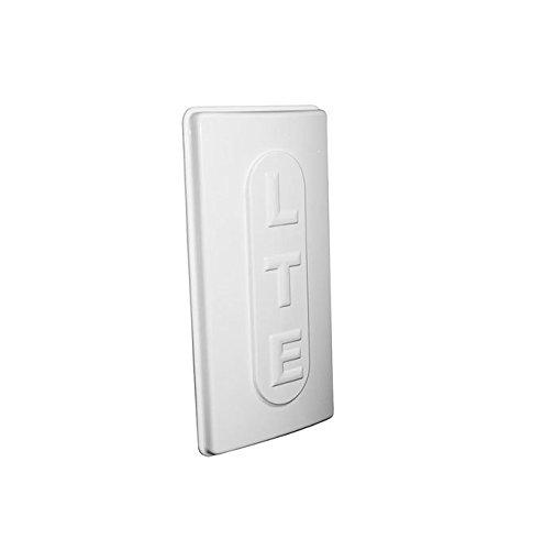 LTE   Hochleistungs- LTE Antenne (1800 MHz) mit 17dBi Leistungsgewinn - inklusive 10m TWIN-Kabel mit SMA Stecker, passend zu Telekom Speedport LTE / LTE II, Speedbox LTE / LTE II / LTE III, Vodafone Easybox 904 LTE / B1000 / B2000, O2 LTE Router, FritzBox LTE- Router, Huawei B390 / B593 / B890 / E5186, D-Link DWR-921, Teltonika RUT550