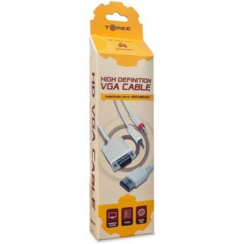 Tomee HD VGA Cable for Dreamcast