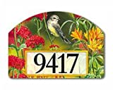 Cheap Magnet Works MAIL75980 Summer Flowers Yard DeSign