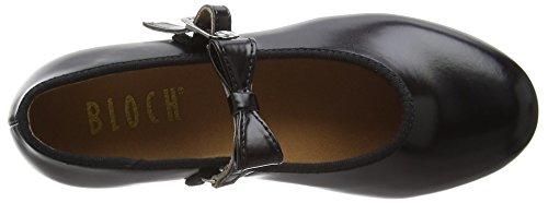 Bloch Fille Black de Jane Noir Merry Chaussures Claquettes rwqCrBO