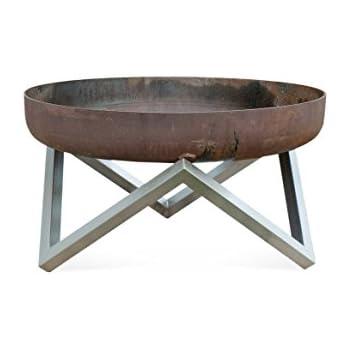Amazon Com Rust Amp Stainless Steel Modern Outdoor Patio