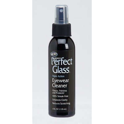 Hope's Perfect Eye-wear Glass Cleaner [Set of (Best Generic Eye Glass Cleaners)