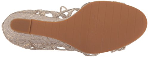 Kenneth Cole New York Women's Dylan Wedge Sandal Natural discount view clearance with credit card cheap low shipping fee outlet classic for cheap sale online 2e5d1eC