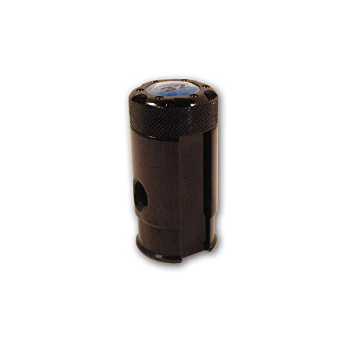 32 DEGREES Bottomline Drop Forward Cradle Rail CO2 HPA Gas OnOff UFA Tank Fill Adapter Black by 32 DEGREES