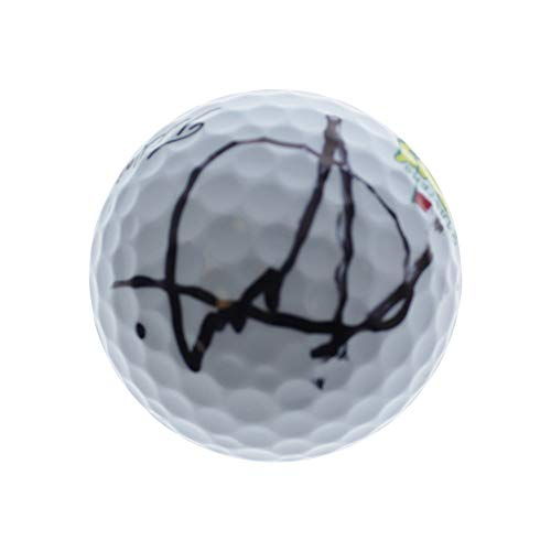 Xander Schauffele Autographed Signed Masters Golf Ball - PSA/DNA Authentic