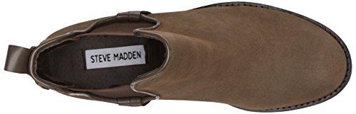 Steve Madden GRAHAM - Botas para mujer Brown