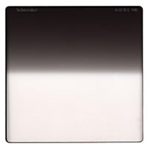 Schneider Optics 4''x 4'' Neutral Density ND 0.6, Hard Edge Graduated Color Professional Glass Filter. by Schneider