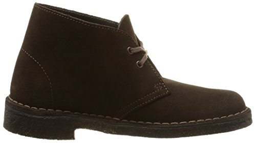 Clarks Stivali Desert Brown Marrone Originals Donna Boot Sde Boots rHvx4rWEq1