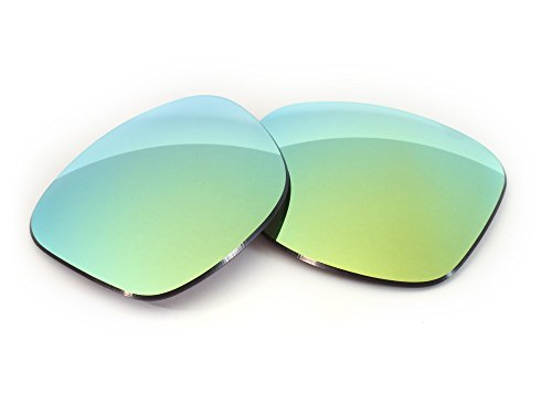 FUSE Fusion Mirror Polarized Lenses for Oakley Holbrook