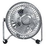 Comfort Zone 4' Dual Powered High Velocity Fan (Blue)