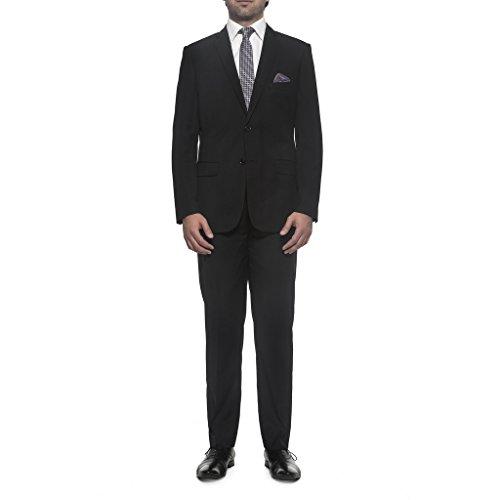 Nicole Miller NMAN Men's Solid Suit Separate Jacket - Slim Fit, (Shoes Seersucker Suit)