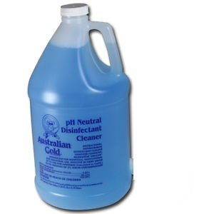 Australian Gold PH Neutral Disinfectant Cleaner 128oz (1 Gallon)