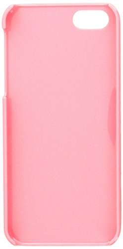 Graphics and More Peace Love Ladybugs Snap-On Hard Protective Case for iPhone 5/5s - Non-Retail Packaging - Pink
