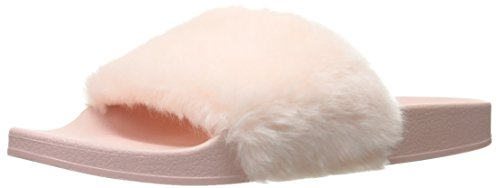 Steve Softey Madden Light Sandal Women's Slide Pink Flat rBrqgxn