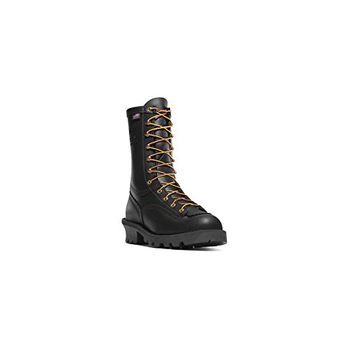 Danner Flashpoint II 10in Womens Black Leather Firefighter B