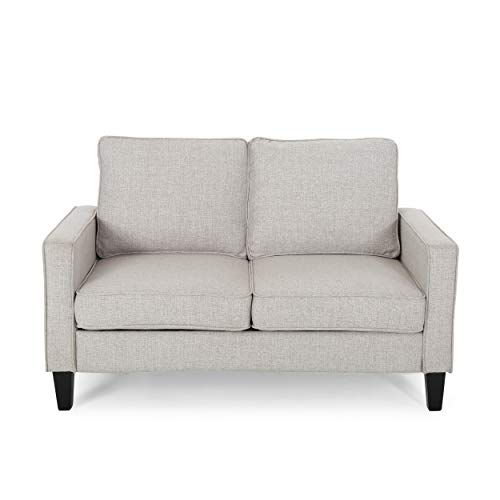 Christopher Knight Home 307777 Ophelia Traditional Fabric Loveseat, - Ophelia Fabric