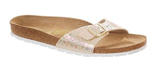 birkenstock-womens-madrid-slide-sandal-shiny-snake-cream-size-39-n-eu-8-85-n-us-women