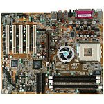 ABIT NF7-M - Motherboard - ATX - Socket A - nForce2 IGP - Ethernet - onboard graphics - 6-channel audio