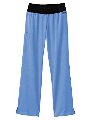 yoga scrub pants - 9