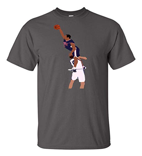 Grey Olympic Carter The Dunk T-Shirt Youth ()